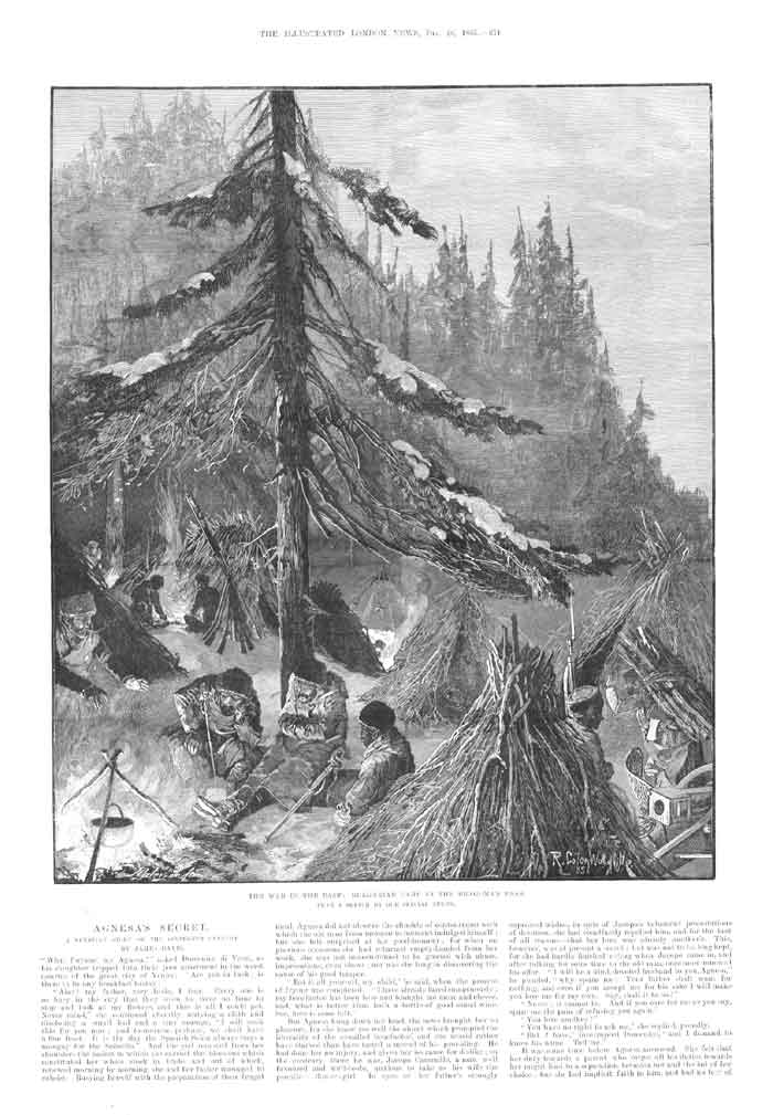 [Print Bulgarian War Drogoman Pass 671A176 Old Original]