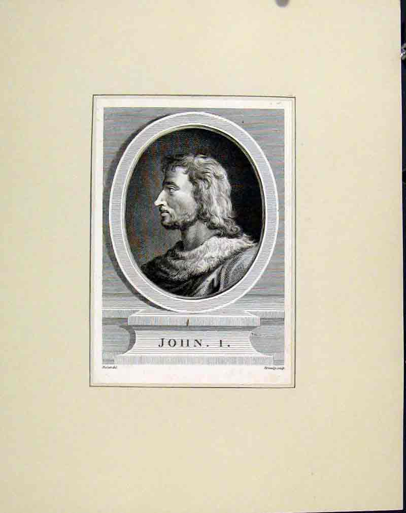 Print Portrait C1830 Fine Art John People 087291 Old Original