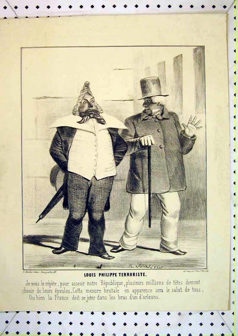 Print C1830 French Comedy Fat Men Fashion Suits 401B371 Old Original