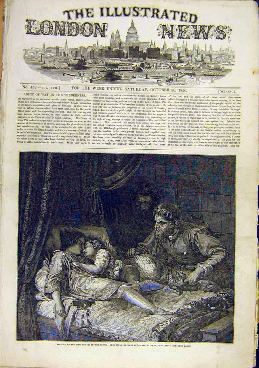 Print Titania Ship Stephenson Sadleir Mp Carlow Chagres 1850 56Ccc0 Old Original