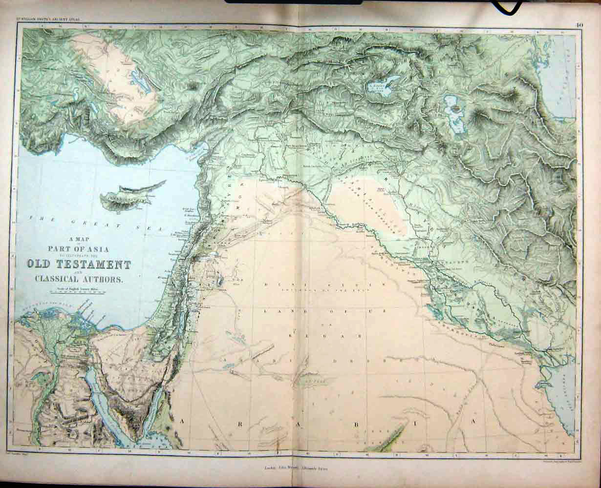 OldPrint Antique and Victorian Art Prints Paintings World Maps