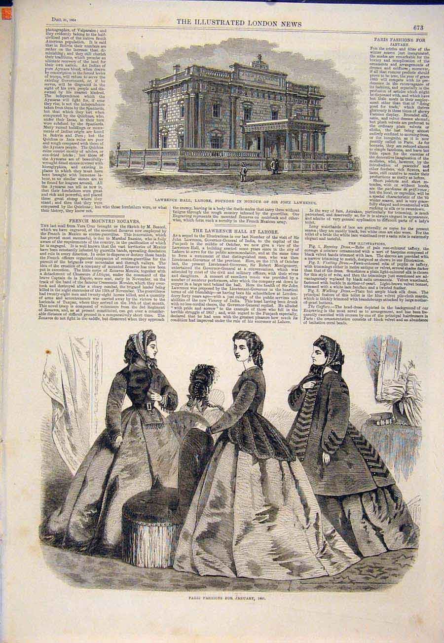 Print Lawrence Paris Fashion Hall Lahore Ladies Clothing 1864 73Maa1 Old Original