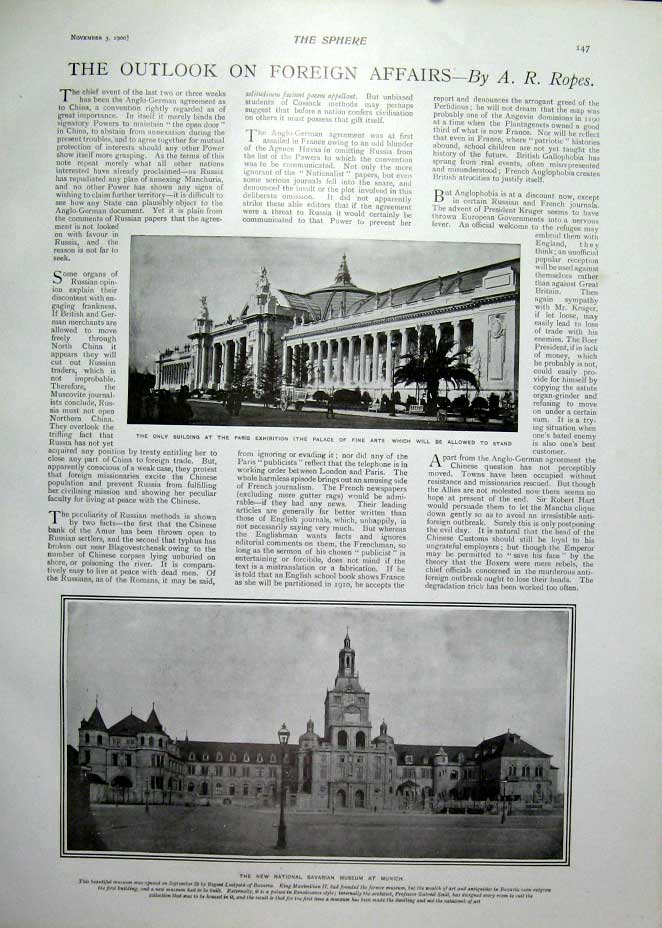 [Print Walnut Season Convent Garden Market 1900 London 475401 Old Original]