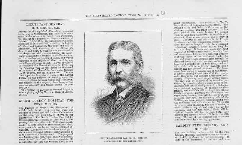 Print Gen R O Bright Commander Kyber Pass 1880 53Uaaa1 Old Original