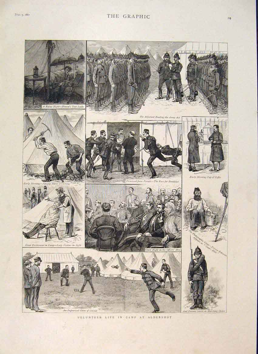 life of a volunteer in union army in boston Massachusetts in the american civil war in response to a shortage of food and medicine in the growing union army  boston was the site of the national.